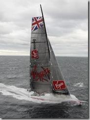 Richard Branson boat Virgin Money_4