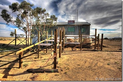 Lake Eyre Yacht Club