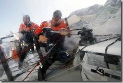 Gustav Morin/Ericsson Racing Team/Volvo Ocean Race