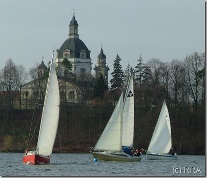Kauno marios Rudens regata 2008 11 08 a