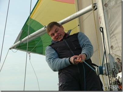 Kauno marios Rudens regata 2008 11 08 c