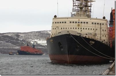 icebreaker Lenin a