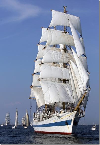 Russian ship Mir 2004