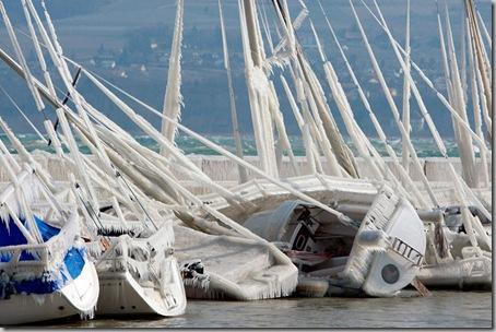 harbour of Grandson AP Photo