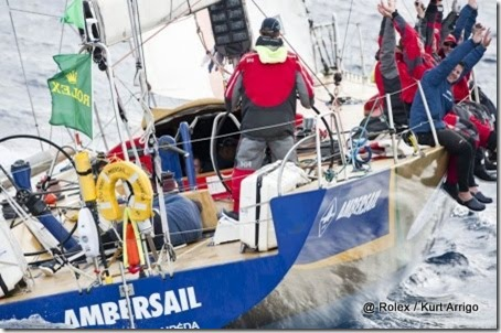 Ambersail Rolex Midle Sea Race 1