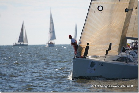 kursiu mariu regata www.arbusis.lt