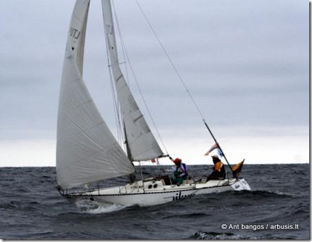 Sventosios uosto regata 107